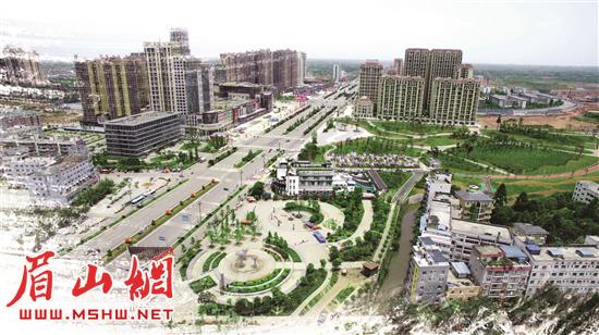 仁寿县规划工作纪实:一张蓝图绘到底 绘就城市新天地图片